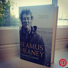 Pin to Win by 18.12.13! Opened Ground by Seamus Heaney. For more info on the book visit: http://www.faber.co.uk/catalog/opened-ground/9780571313099