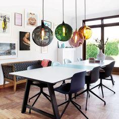 Quel luminaire de salle  manger selon vos préférences et le style