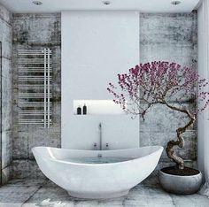Badeinrichtung - Modern bathroom ideas and trendy bathroom furniture