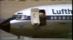 Lufthansa flight 181 was hijacked by terrorists in 1977. The plane was retaken by GSG9 and SAS in an operation which killed three of the four terrorists and captured the other with only one member of the cabin crew wounded during the actual mission.
