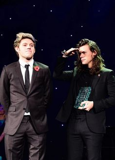 | Niall Horan & Harry Styles |