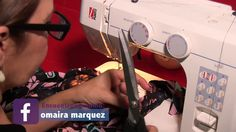 DIY Conjunto Fácil Falda y Blusa   Easy Set Skirt and Blouse- Omaira tv
