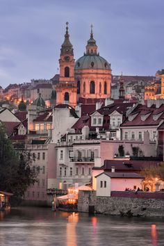 Saint Nicolas Church, Prague, Czech Republic