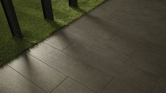 #Terraces at the ready with the technical porcelain from Urbatek #Terrazas Porcelanosa