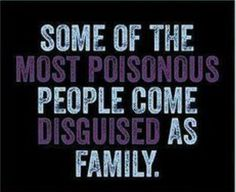 Toxic Family Members - 10 ways to Rescue & Save Yourself