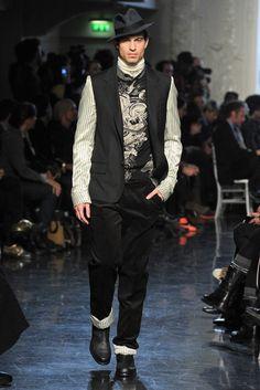 Jean Paul Gaultier Fall 2012 Menswear Collection Photos - Vogue