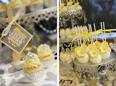 Yellow and gray … a classic and timeless colour combination on any brand or occasion! #creativesonclick