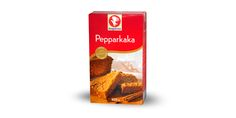 Pepparkaka mix - Produktinformation - Kungsörnen