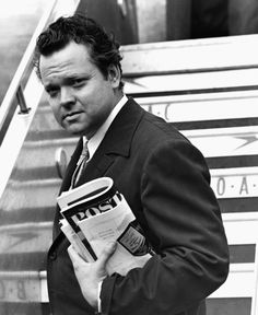 lottereinigerforever:  Orson Welles