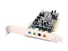 Creative Sound Blaster Audigy SE 7.1 Channels 24-bit 96KHz PCI Interface Sound Card