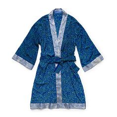 Look what I found at UncommonGoods: Upcycled Silk Sari Kimono for $58 #uncommongoods