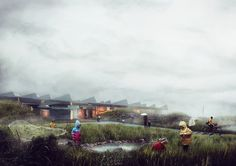 NORD Wins Competition to Design Marine Education Center in Malmö,Main entrance. Image © NORD Architects