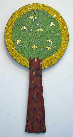 Passage to the Sun Mosaic Art Shop by Kate Rattray
