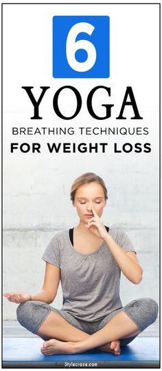 #Yoga :Yoga breathing exercises for weight loss. Let us start with certain breathing techniques combined with yoga poses that will accelerate weight loss.