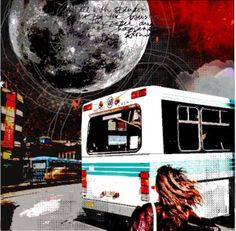 """""""Last Bus To The Moon..."""" by icequeen-ns on Polyvore"""