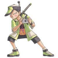 Cody Hackins / 大滝九太  (Ootaki Kyuuta) is a character from Phoenix Wright: Ace Attorney / 逆転裁判 蘇る逆転