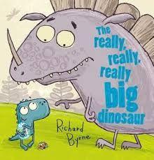 Impariamo la condivisione delle cose, in questo caso delle caramelle, in compagnia di due anzi tre simpatici dinosauri!