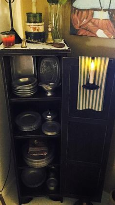 Absolutely love my new pie safe! -Ann Marie