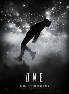 ONE - SAMUEL The 2nd Mini Album