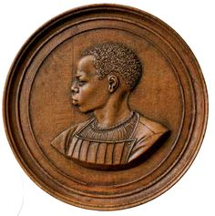 "medievalpoc: "" Friedrich Hagenauer Bust of a Young Black Man Germany (c. 1530) Maple. Staatliche Münzsammlung, Munich "" The courts of princes and nobles were fertile ground for upward mobility, not only for those of African descent. Known instances..."