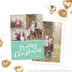 134 Best Holiday Templates For Photographers Images Christian