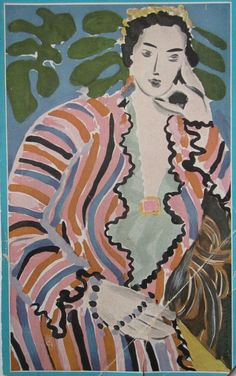 Whenever you get sad just look at Matisse for a few minutes and be reminded that life is beautiful