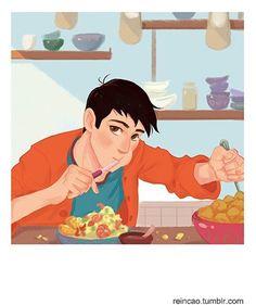 Tadashi by Reincao Disney Fun, Disney Magic, Disney And Dreamworks, Disney Pixar, Best Disney Animated Movies, Hero 6 Movie, Gogo Tomago, Tadashi Hamada, Right In The Childhood