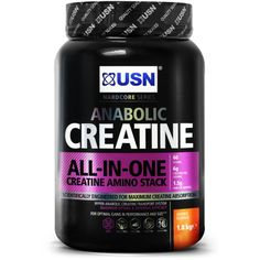 USN Creatine Anabolic | Creatine - The UK's Number 1 Sports Nutrition Distributor | Shop by Category – The UK's Number 1 Sports Nutrition Distributor | Tropicana Wholesale