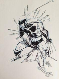Wolverine - Eric Canete