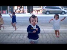 Comercial Bebês dançando, féra demais - Commercial Babies dancing - YouTube