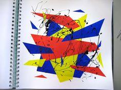 Krea d' IngeN: Abstracte kunst