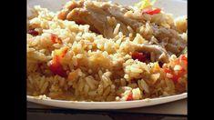 In cateva minute fara sa murdaresti vase prepari cel mai gustos pilaf cu... Supe, Grains, Food, Essen, Meals, Seeds, Yemek, Eten, Korn