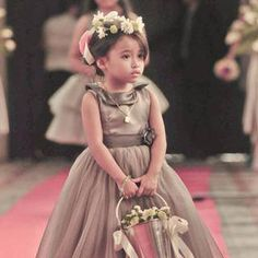 Flower Girl Dresses - Debbie & Macky: Dresses - Wedding Photos | BridalBook.ph