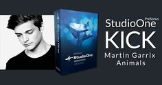 Martin Garrix Studio One Kick