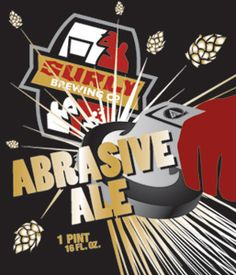 SURLY-Abrasive-Ale | I actually like this better than Hoplslam. So good!