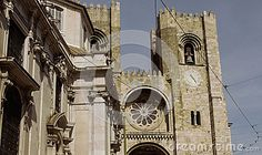 The XII century old #Lisbon #Cathedral & x28;Sé de Lisboa& x29;