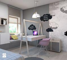 pokój małej damy - Pokój dziecka, styl nowoczesny - zdjęcie od A2 STUDIO pracownia architektury