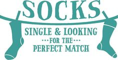 Socks Single & Looking for the Perfect Match - Laundry Room Funny Wall Decal Sticker Laundry Room Quotes, Laundry Humor, Laundry Room Wall Decor, Matching Quotes, Vinyl Wall Quotes, Wall Sayings, Wall Decal Sticker, Best Quotes, Fun Quotes