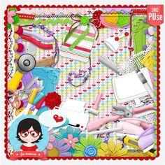 Kit Craft & Scrap by Fa Maura