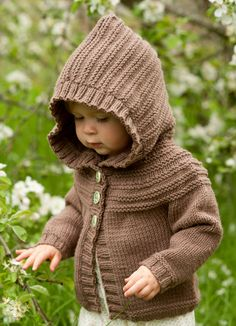Knitting Pattern for Odette Hoodie – Baby or Child – Hooded cardigan sweater. No… Knitting Pattern for Odette Hoodie – Baby or Child – Hooded cardigan sweater. Not free. Sizes 6 m Designed by Carrie Bostick Hoge. Baby Knitting Patterns, Baby Cardigan Knitting Pattern Free, Baby Sweater Patterns, Hoodie Pattern, Knitting For Kids, Fall Knitting, Knitting Projects, Baby Boy Cardigan, Knitted Baby Cardigan