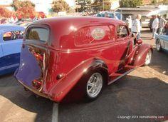 2014 Frosty Pepper Tree Car Show | Hotrod Hotline