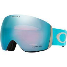 f67ef7d641 Oakley - Flight Deck Prizm Goggles - Moonrock Sea/Prizm Sapphire Iridium  Síelés