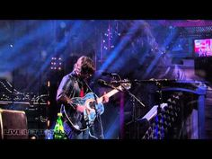 Music video by Ryan Adams performing Black Sheets of Rain (Live on Letterman). @ 2011 CBS INTERACTIVE MUSIC GROUP