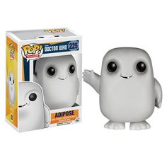 Doctor Who Adipose Pop! Vinyl Figure   I can't wait until these are released!!!!