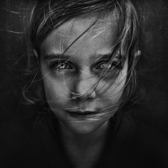 B. by Lee Jeffries on 500px