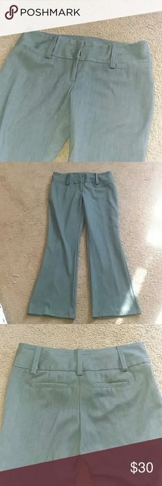 Nwot Maurices gray dress slacks Brand new gray dress pants from Maurices! All four faux pockets! Soft and adorable!!! Maurices Pants