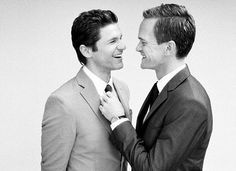 David Burtka & Neil Patrick Harris  Cutest couple ever or what?