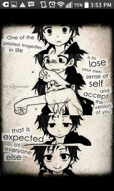 A place to express all your otaku thoughts about anime and manga Sad Anime Quotes, Manga Quotes, Bd Art, Jolie Phrase, Dark Quotes, Depression Quotes, Anime Life, In My Feelings, True Quotes