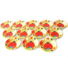 Ladybird plates