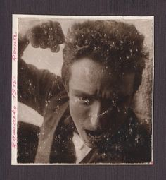 Fortunato Depero self portrait
